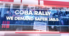 COBA Rally City Hall