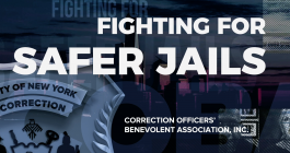 The Battle for Safer Jails: COBA's Fight Against COVID-19